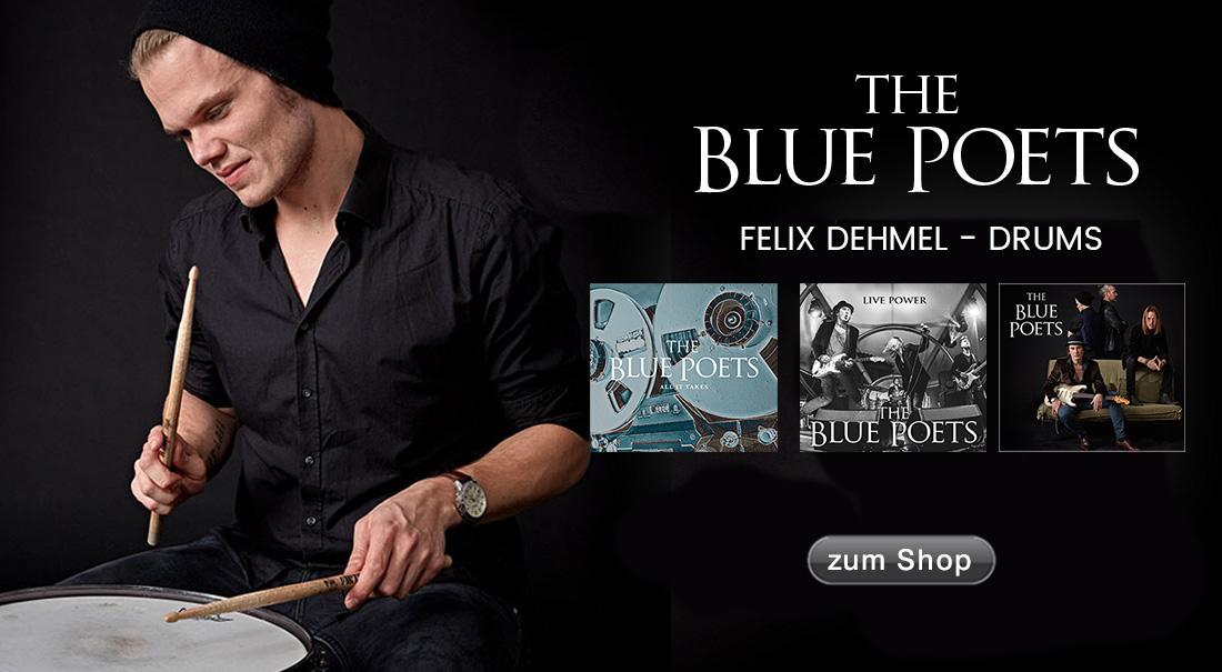 Felix Dehmel drums