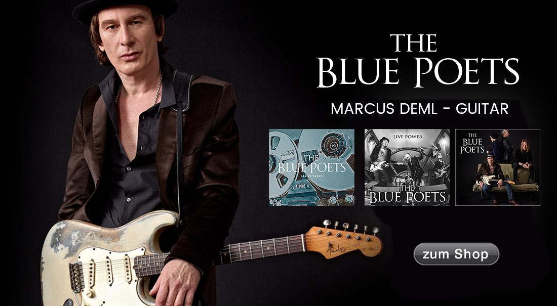 Marcus Deml Guitar