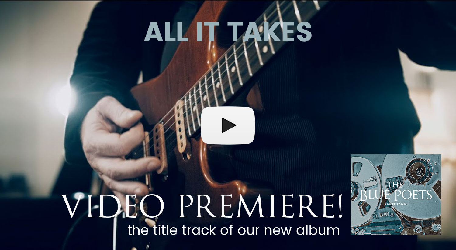 New Video - All it takes